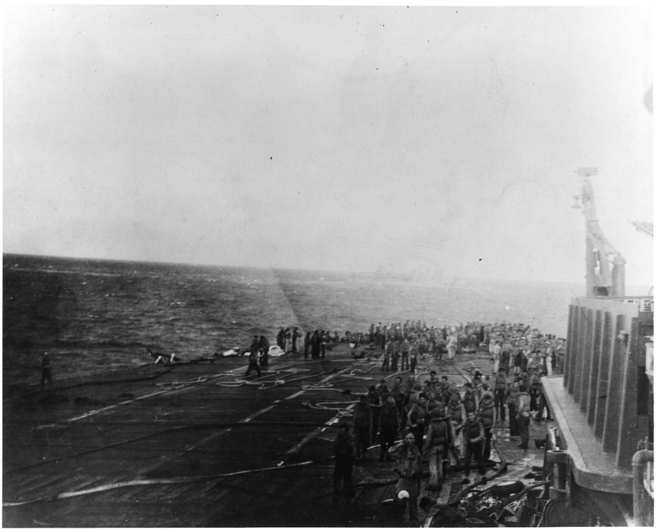 Photo #: 80-G-16811  Battle of the Coral Sea, May 1942