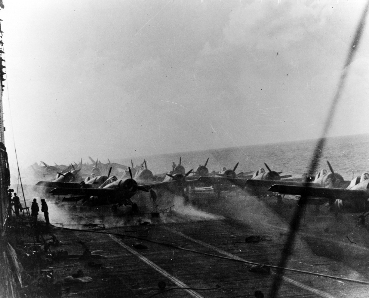 Photo #: 80-G-16802  Battle of the Coral Sea, May 1942
