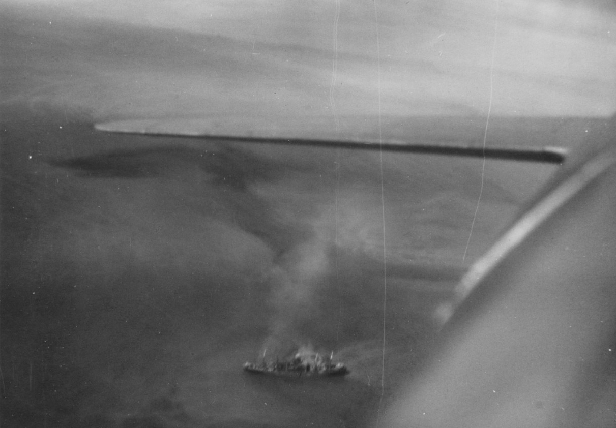 Lae-Salamaua strike, 10 March 1942
