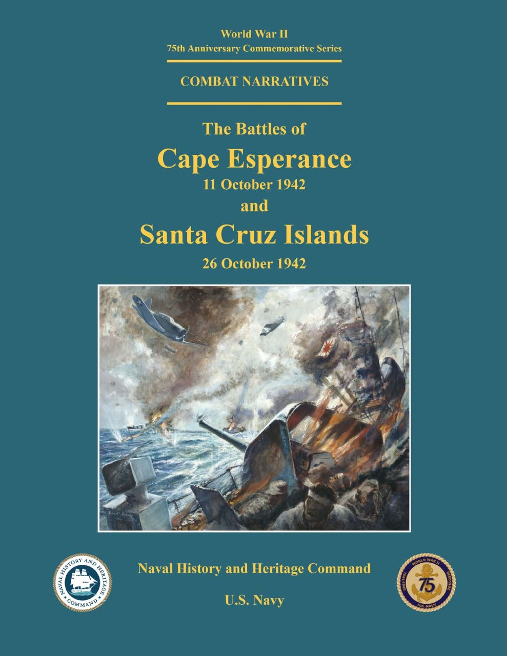 Islands, 26 October 1942 V Battle of Santa Cruz