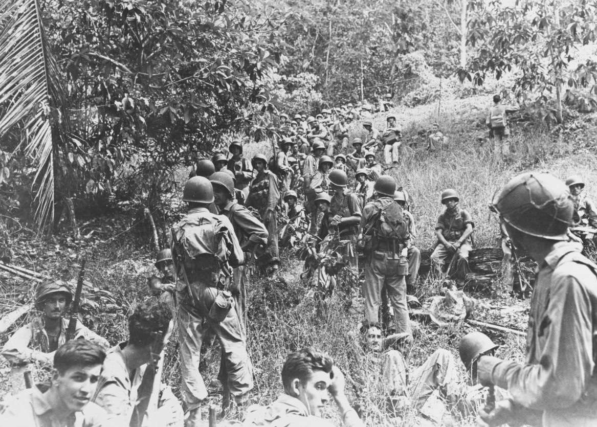 Photo #: 80-G-20683  Guadalcanal Campaign, August 1942 -- February 1943
