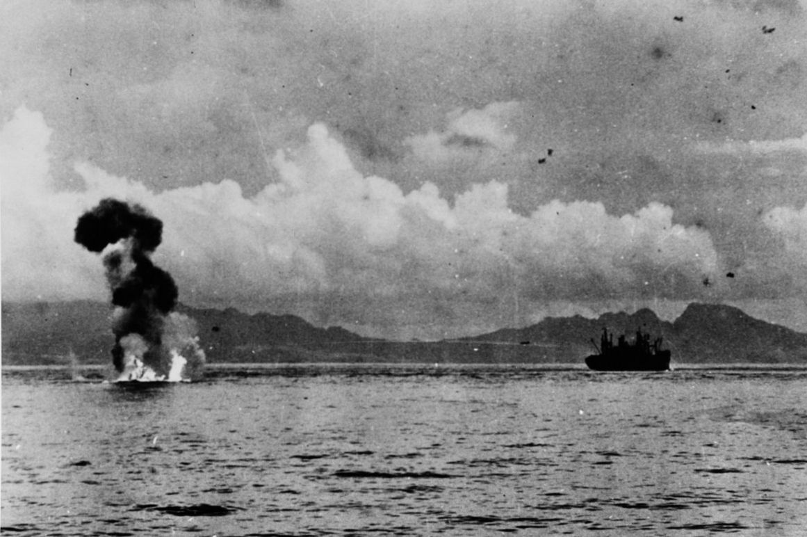 Photo #: NH 69116  Guadalcanal - Tulagi Operation