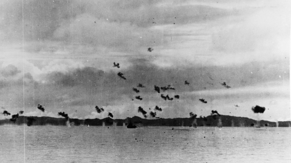 Photo #: NH 69117  Guadalcanal - Tulagi Operation