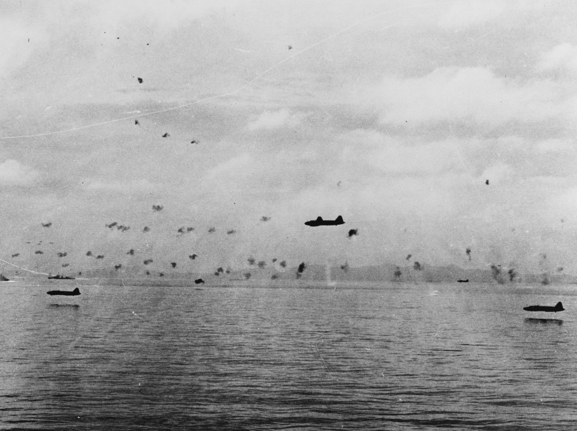 Photo #: 80-G-17066  Guadalcanal-Tulagi Operation, August 1942