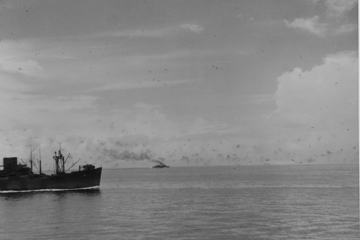 Photo #: 80-G-K-385 Guadalcanal-Tulagi Operation, 7-9 August 1942