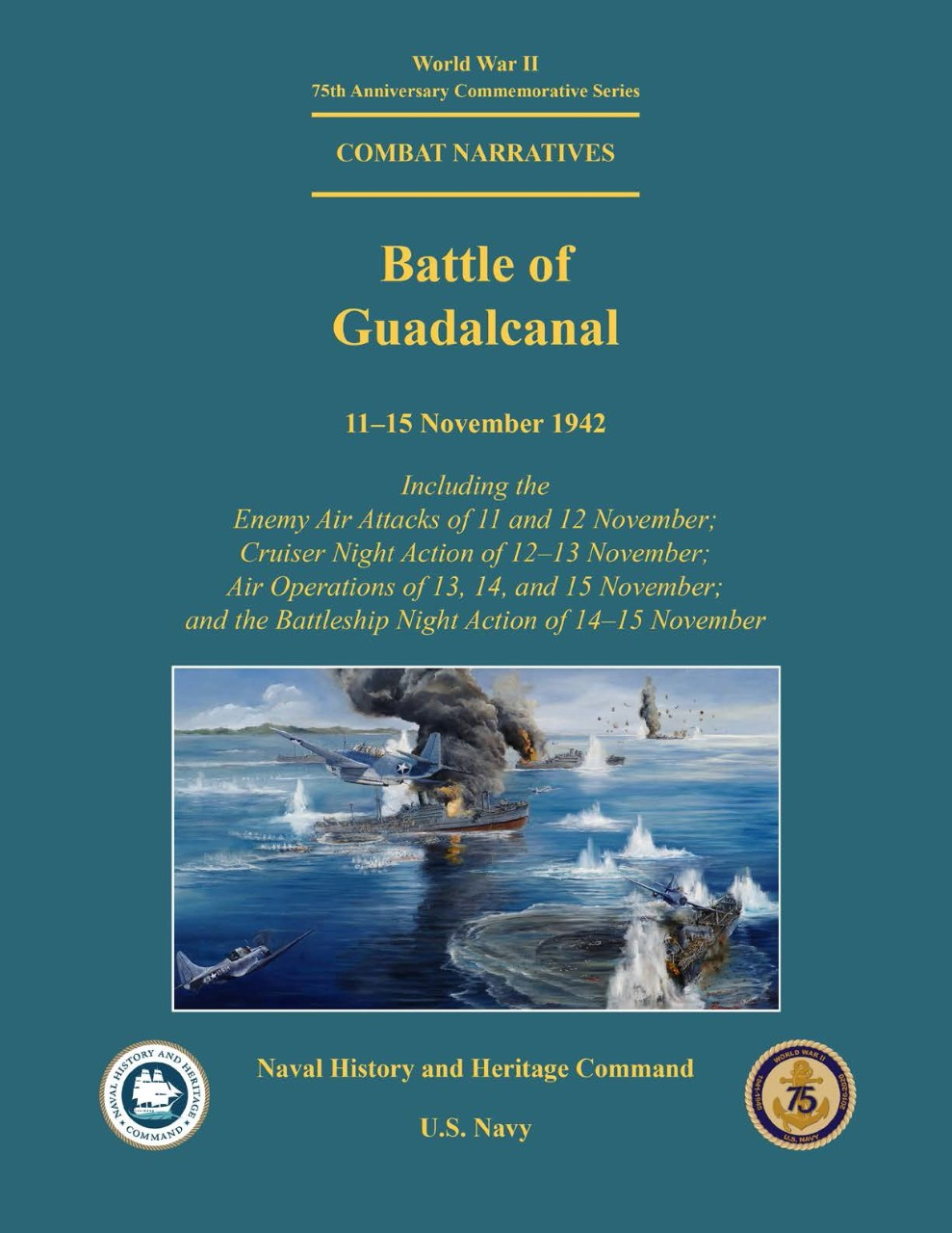 Battle of Guadalcanal 5
