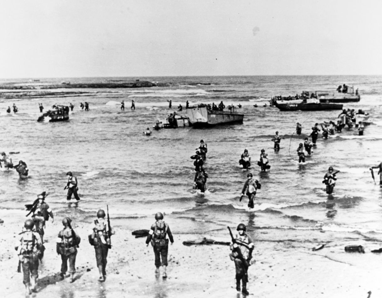North Africa Invasion, November 1942