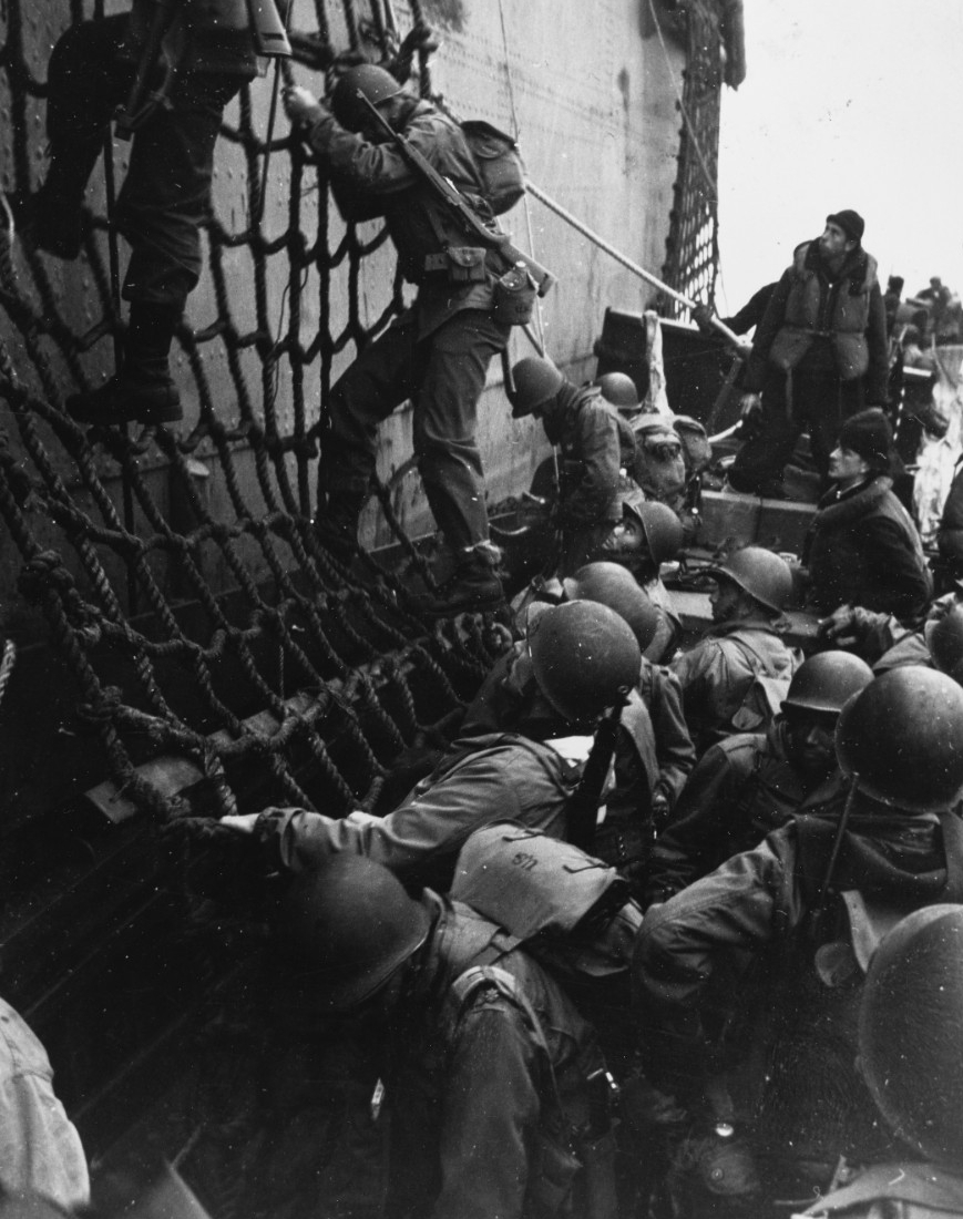 Photo #: 80-G-50770  Attu Invasion, May 1943