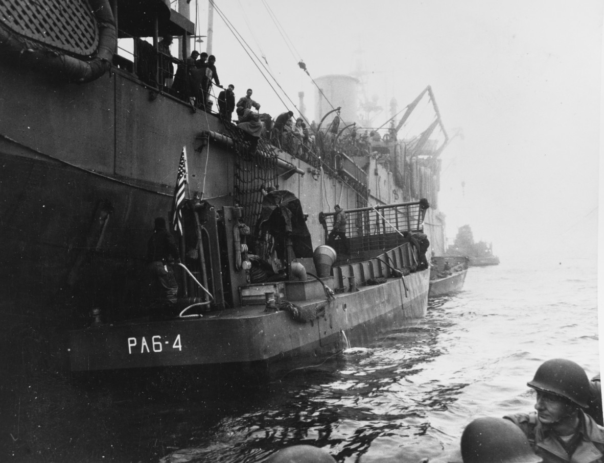 Photo #: 80-G-50773  Attu Invasion, May 1943