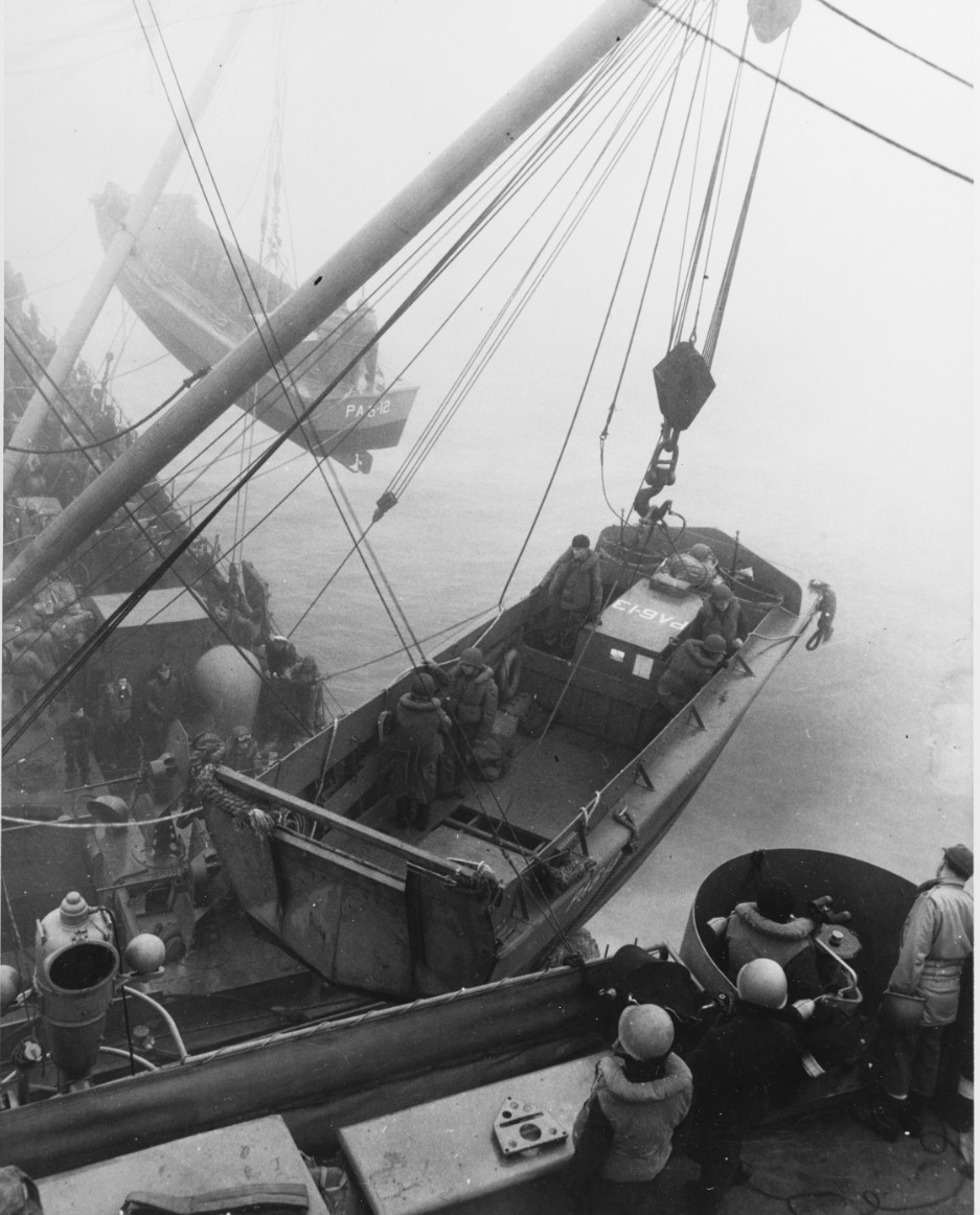 Photo #: 80-G-54505  Attu Invasion, May 1943