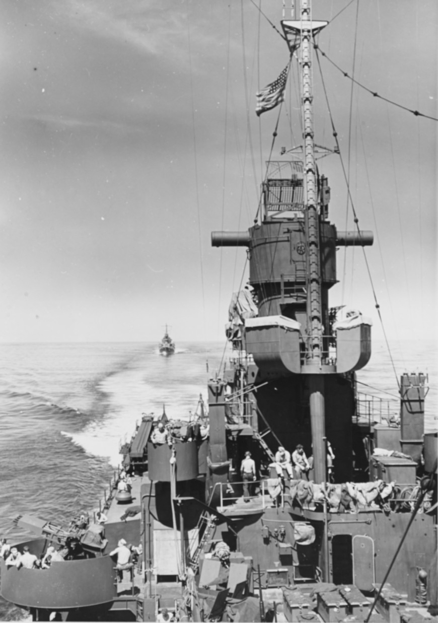 Photo #: NH 97963  USS Nashville (CL-43)