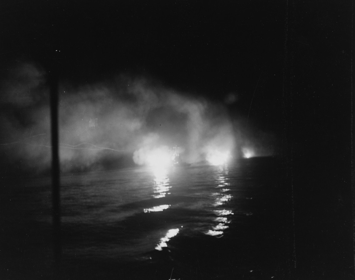 Photo #: 80-G-54553  Battle of Kula Gulf, 5-6 July 1943