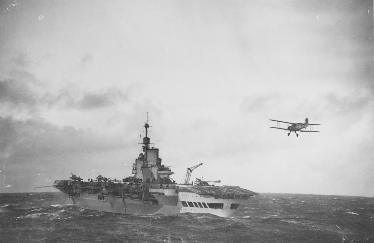 HMS VICTORIOUS (British aircraft carrier, 1939)