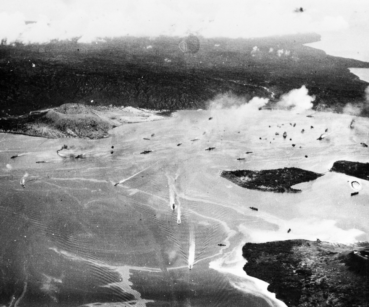 Rabaul strike, 5 November 1943