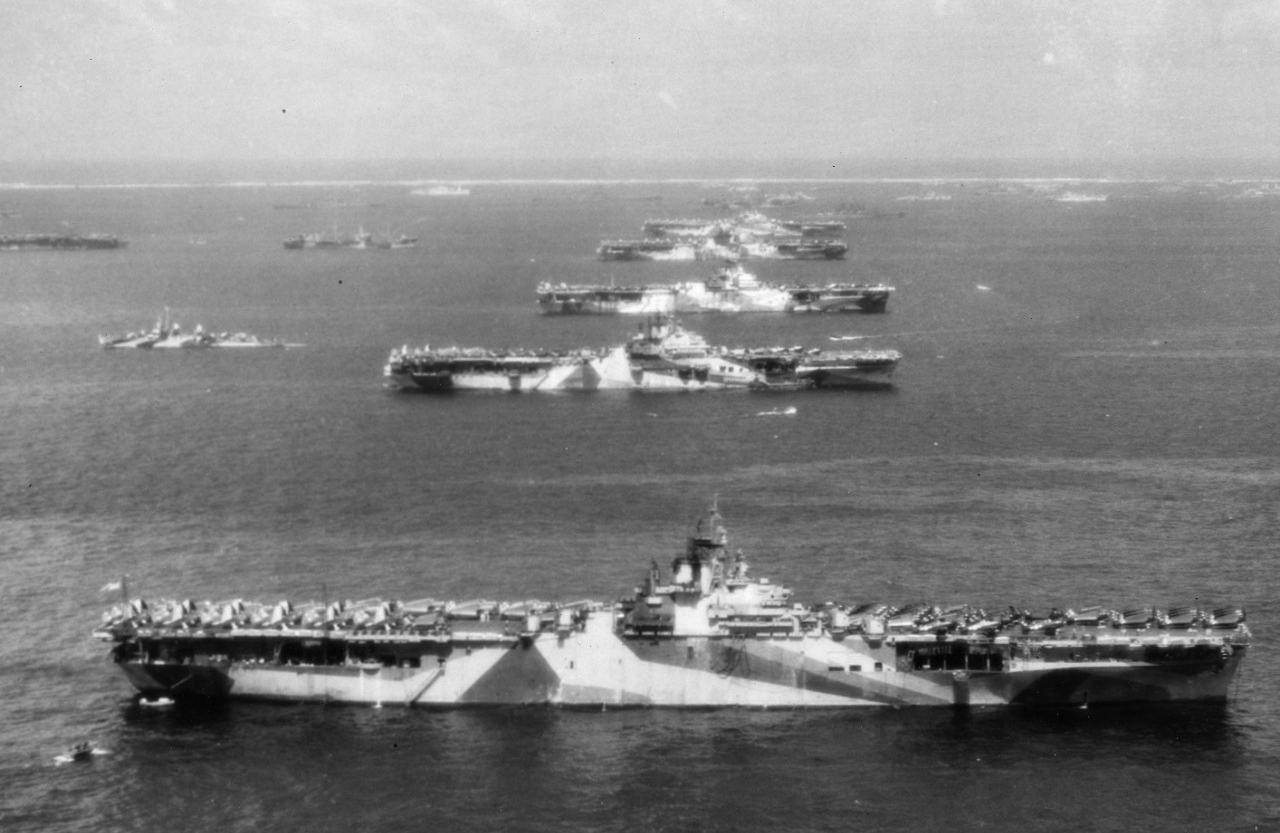 Establishment of Numbered Fleets