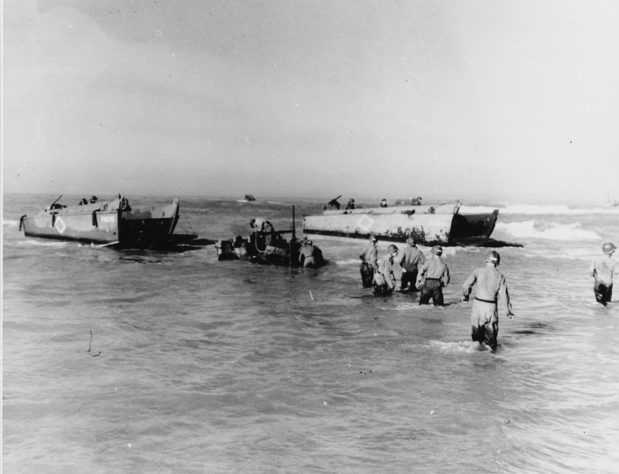 Photo #: 26-G-1788  Sicily Invasion, July 1943