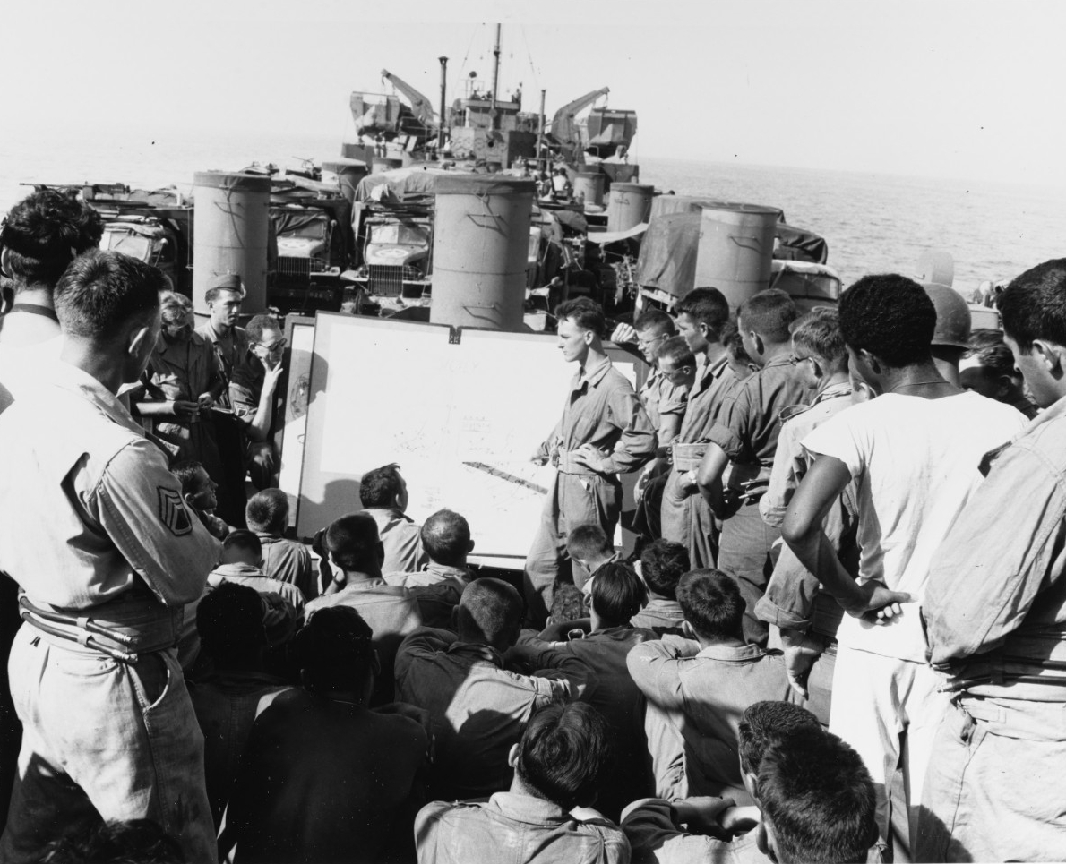 Sicily Invasion July 1943.