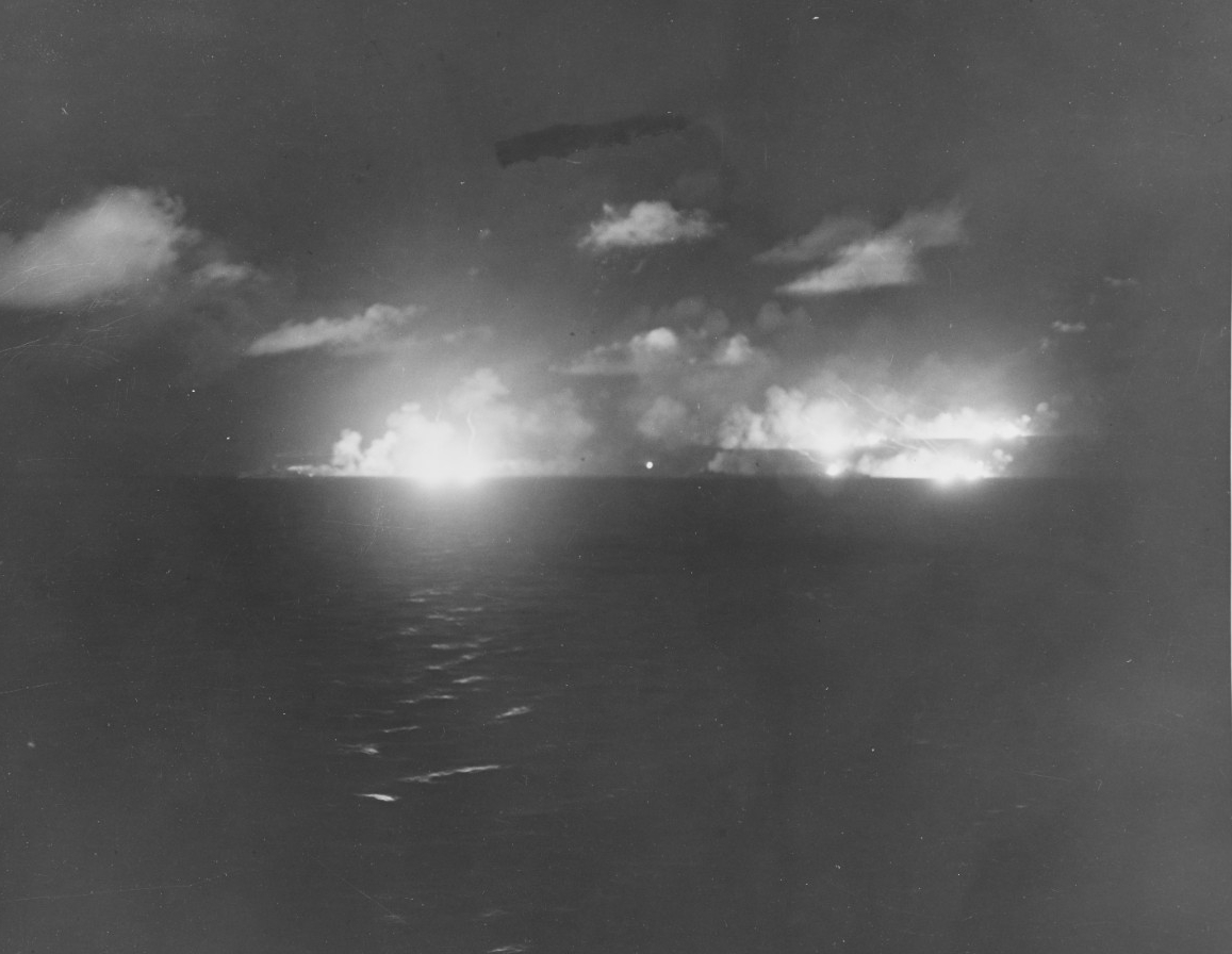 Leyte Invasion, October 1944.