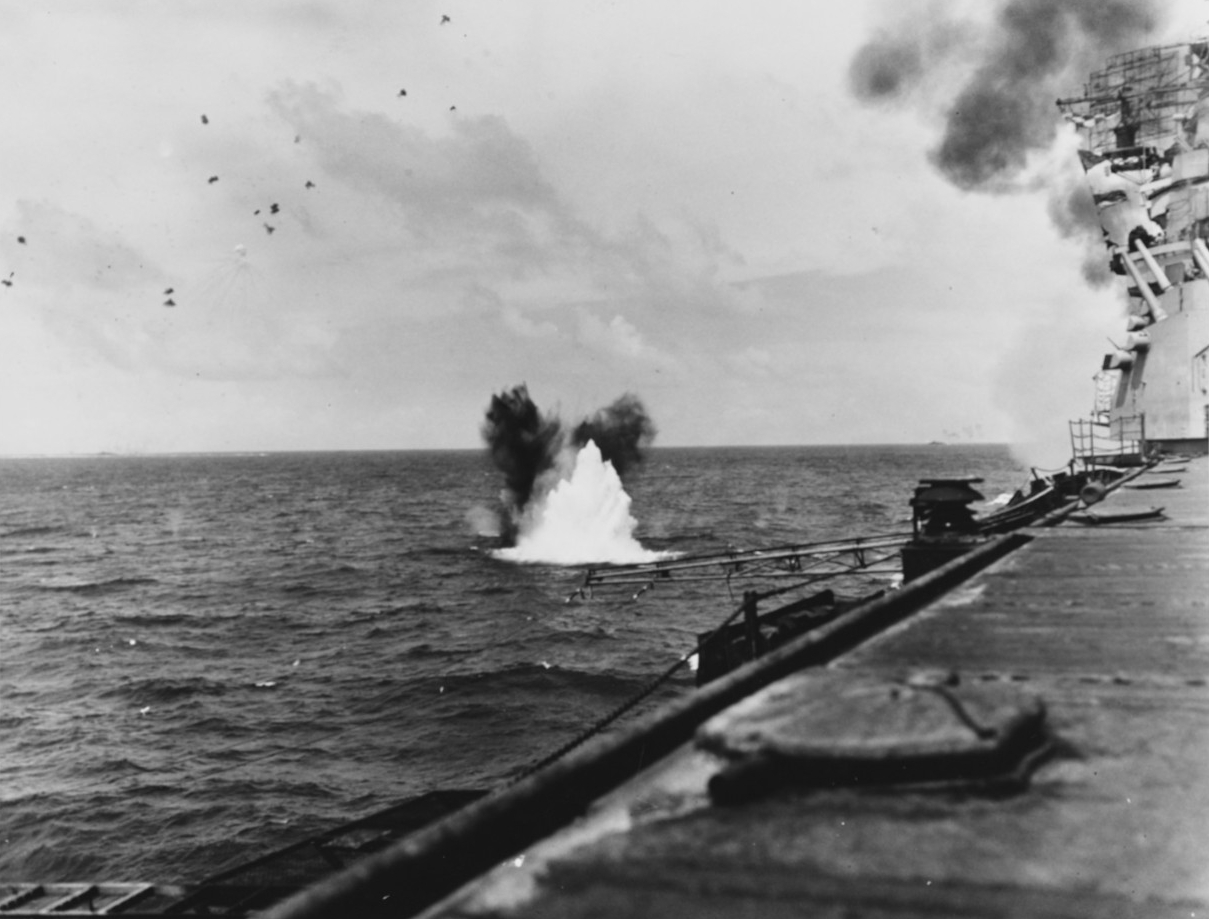 Battle of Philippine Sea, 1944