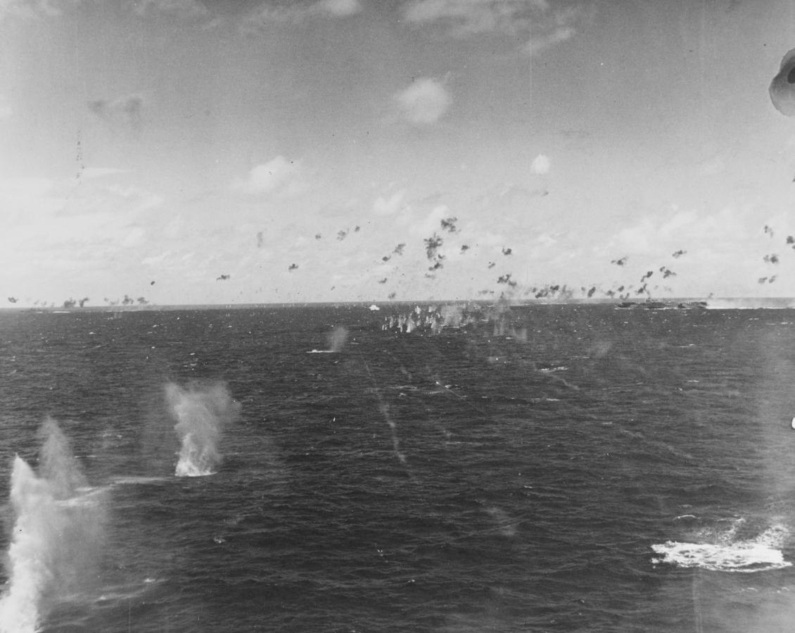 Battle of the Philippine Sea, June 1944