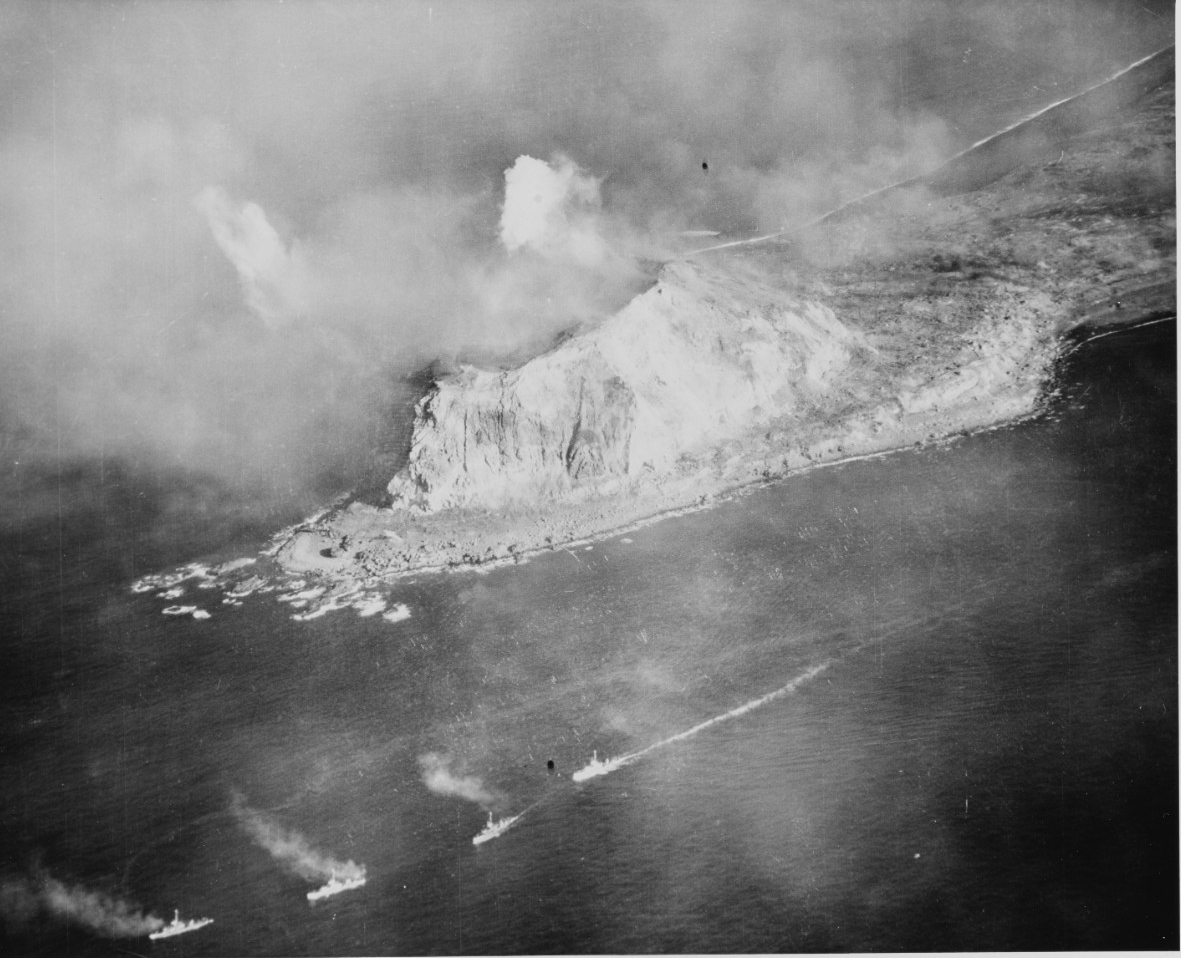 Iwo Jima Operation, 1945