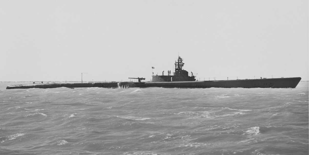 Photo #: NH 102915  USS Seadragon
