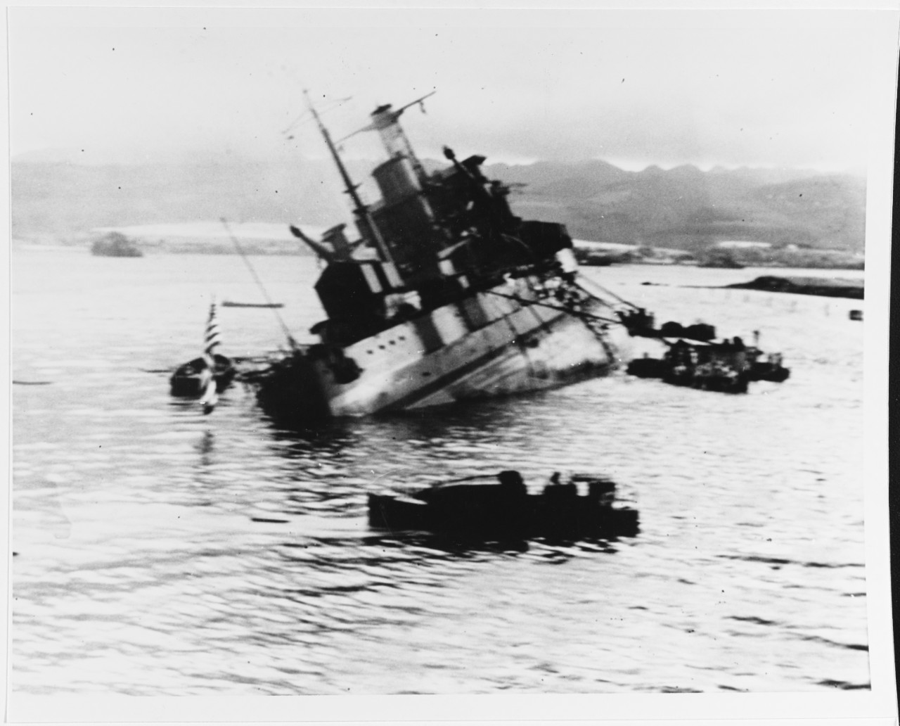 Photo #: 80-G-266626  USS Utah (AG-16)
