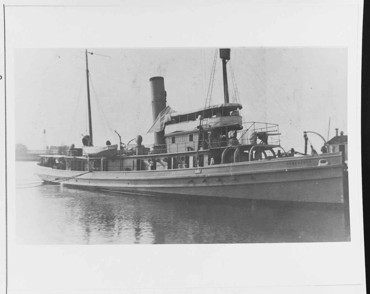 Photo #: NH 71299  USS Conestoga