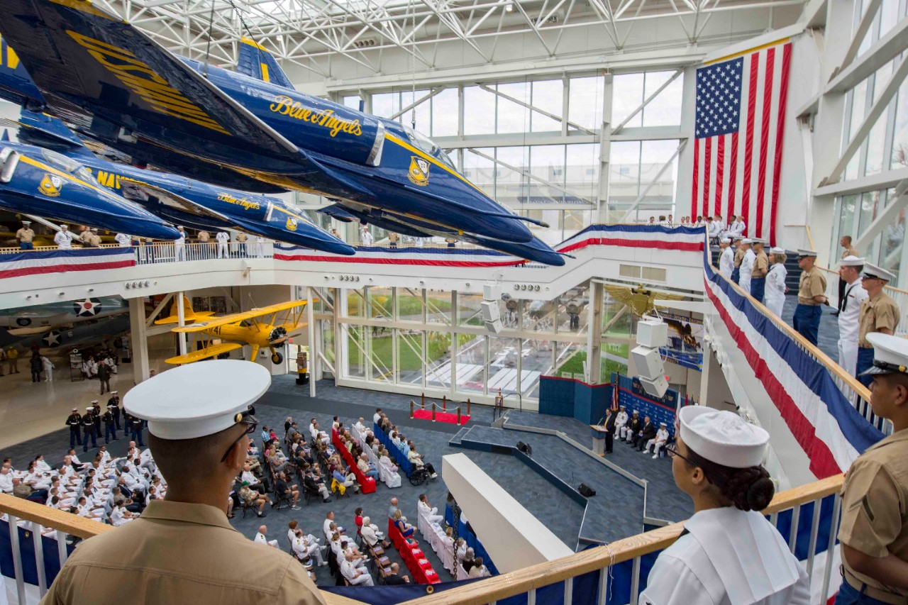 Commemoration of the 75th anniversary of the Battle of Midway