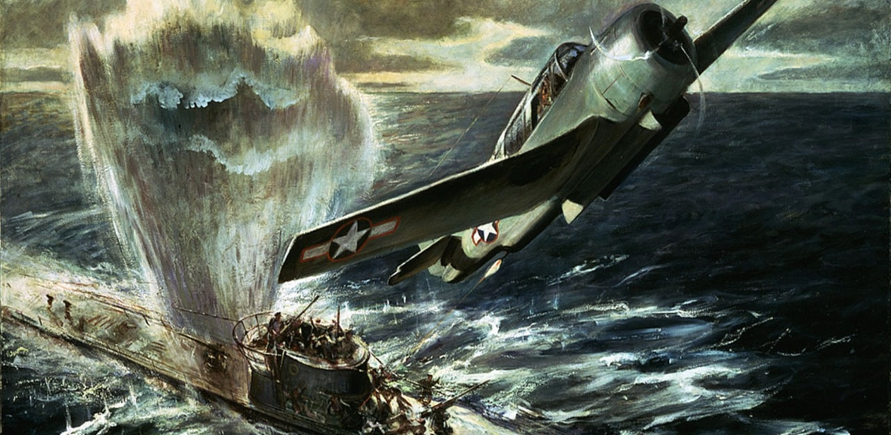 Paintings of Naval Aviation