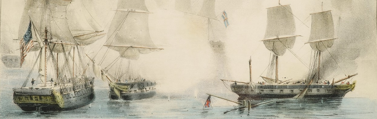 <p>M'donough's Victory on Lake Champlain</p>