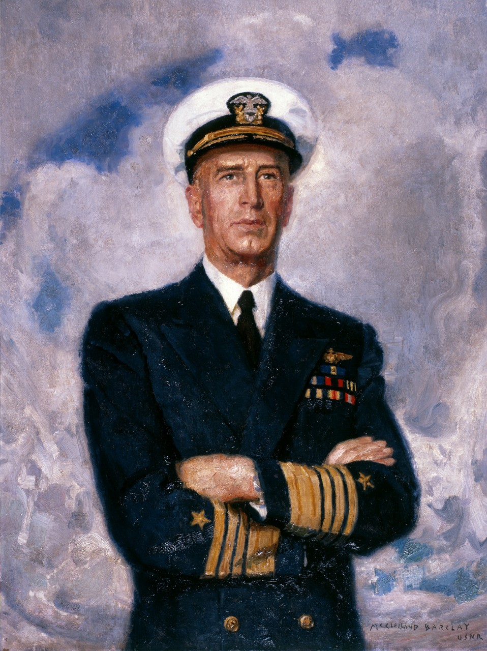 Fleet Admiral Ernest J King