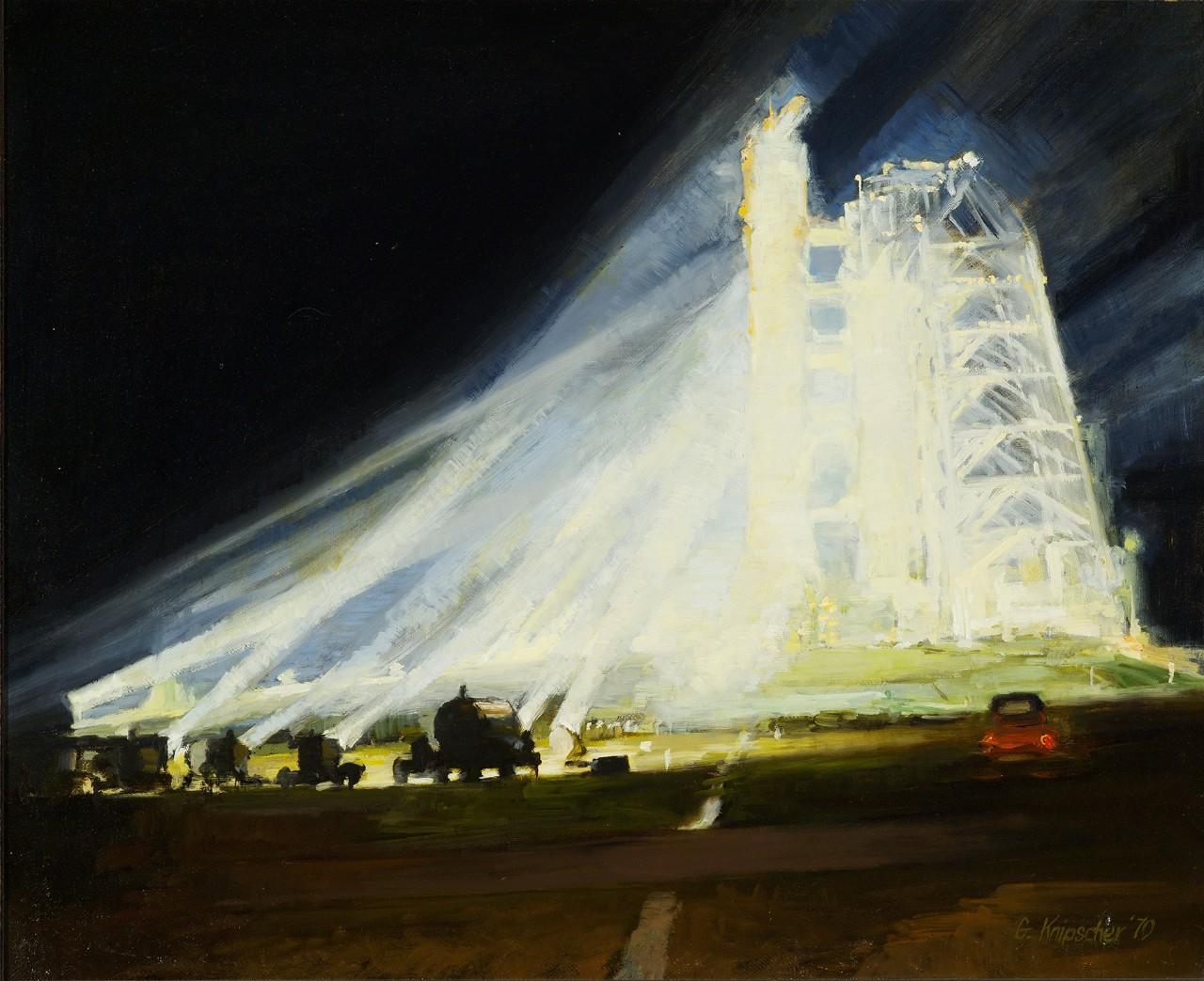Apollo 12 Launch Launch Day For Apollo 12