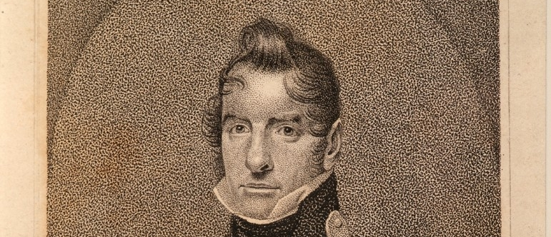 Captain Charles Stewart, Esq. Of the United States Navy