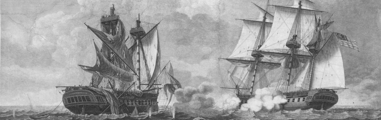 Capture of H.B.M. Frigate Macedonian...by the U.S. Frigate United States...