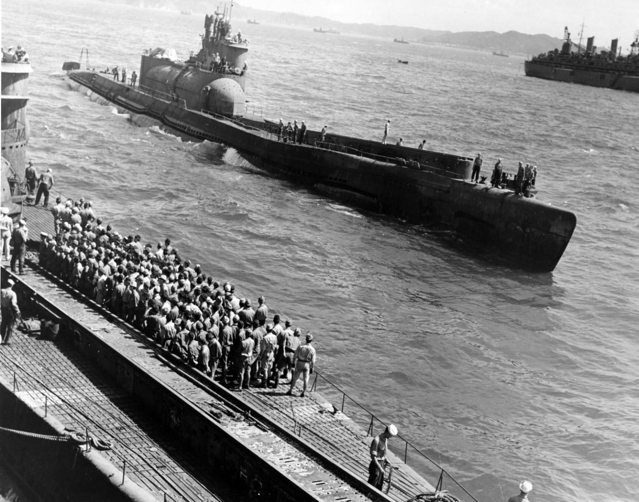 I-14 & I-400 (Japanese Submarines)