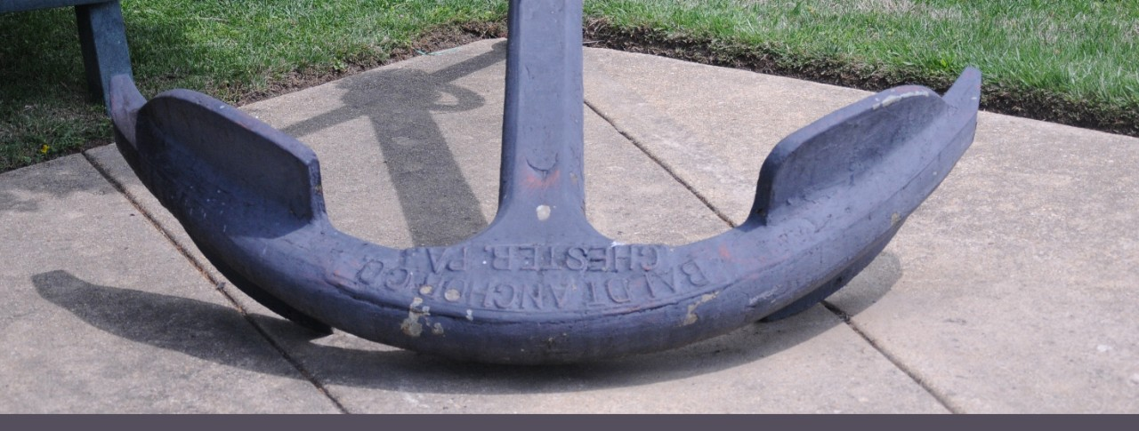 Anchor in Willard Park