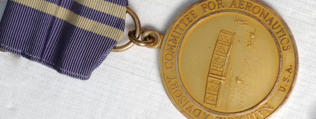 Banner image of Exceptional Service NACA Medal