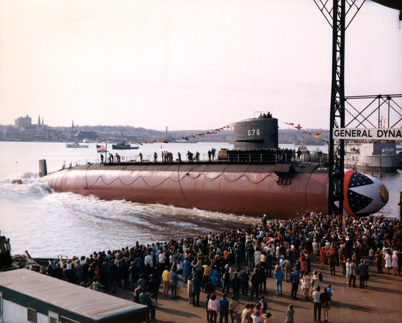 <p>UA 410.18 USS Billfish (SSN 676) Photo Collection</p>