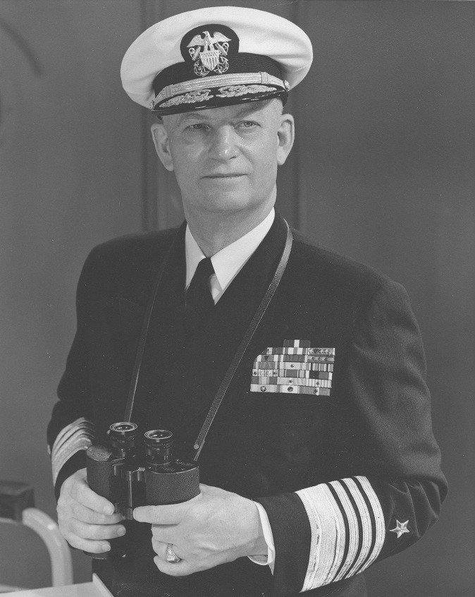 Admiral Arleigh Burke Collection