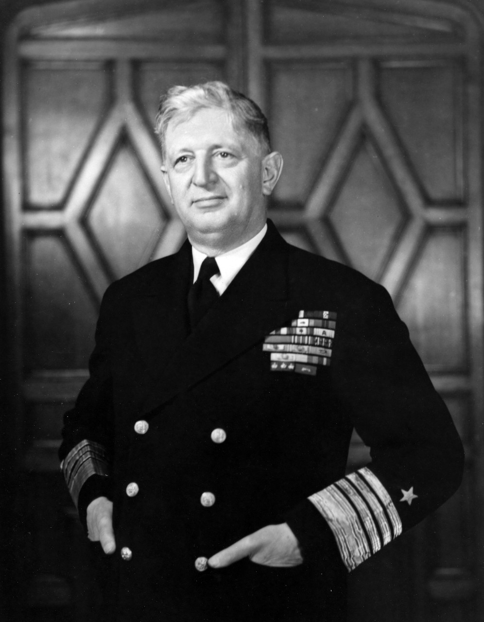 Admiral H. Kent Hewitt Collection