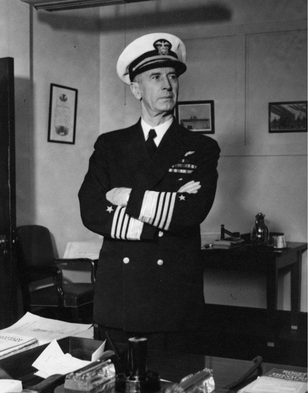 Admiral Ernest J. King Collection