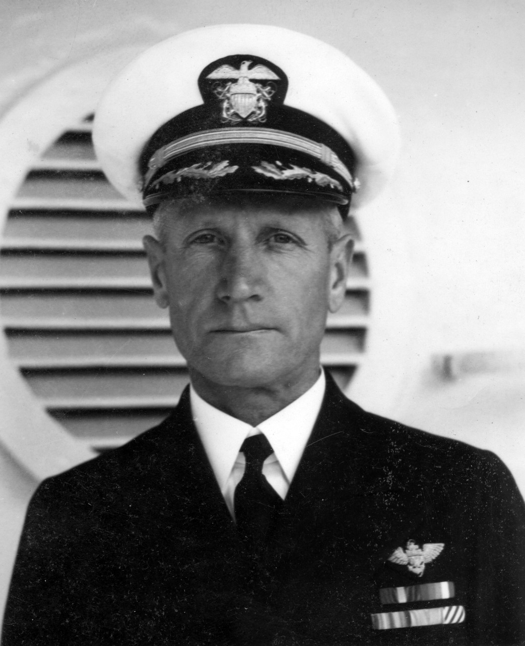 Collection of approximately 60 photographs related to Admiral Albert Cushing Read, the majority of which are from later in his career, prior to his retirement in 1946. The images include social events, tours, ceremonies, and group photos. Several early career photos include Read as a lieutenant and commander, including an early photo as young aviator. The collection also consists of many newspaper articles as well as personal letters and official naval records.