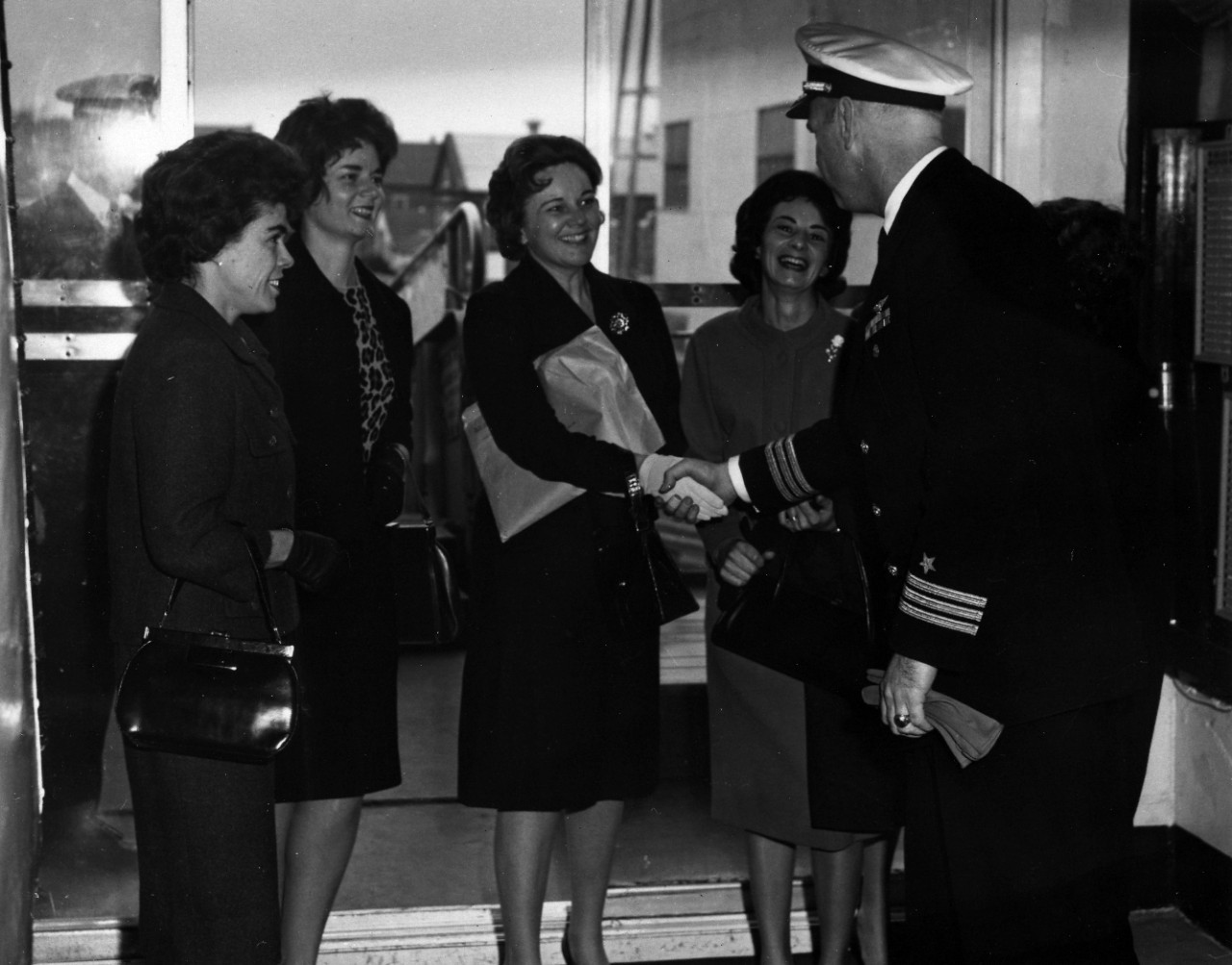USS Randolph Officers' Wives Club Collection