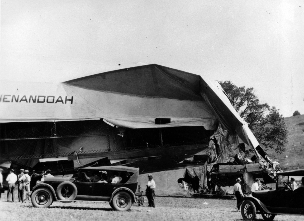 USS Shenandoah Collection