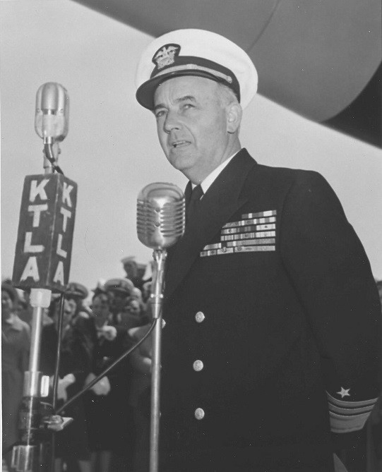 Admiral Arthur D. Struble Collection