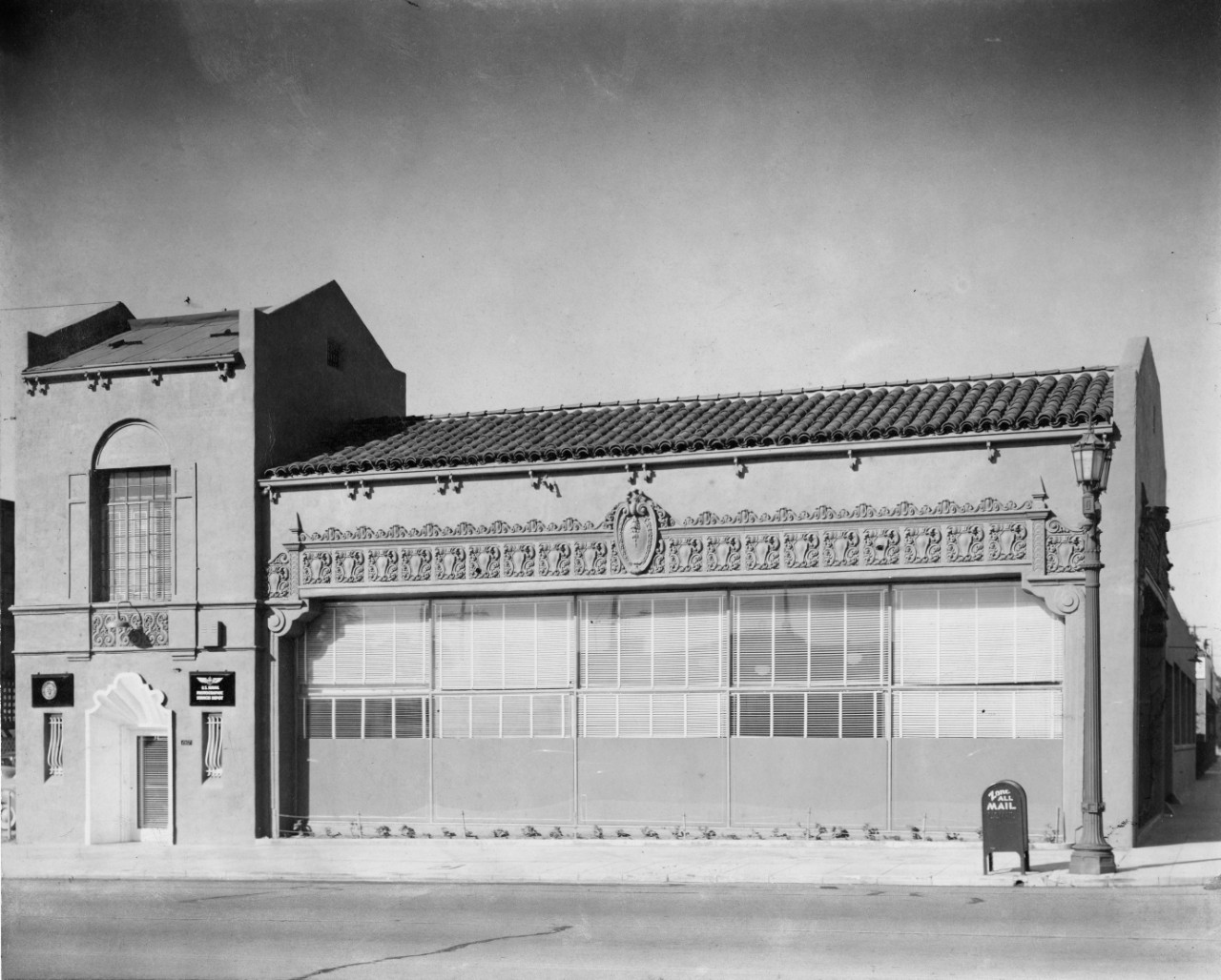 2015.22.003 U.S. Naval Photographic Services Depot, Hollywood, CA