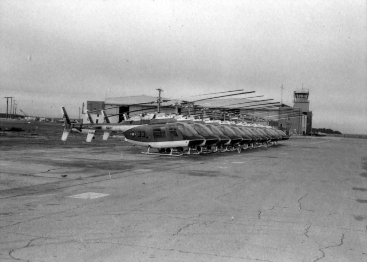 Naval Air Station (NAS) Whiting Field Collection