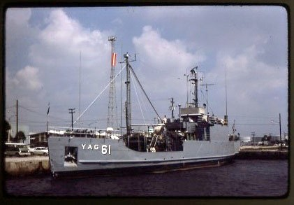 Yard Miscellaneous Auxiliary (YAG-61) Collection