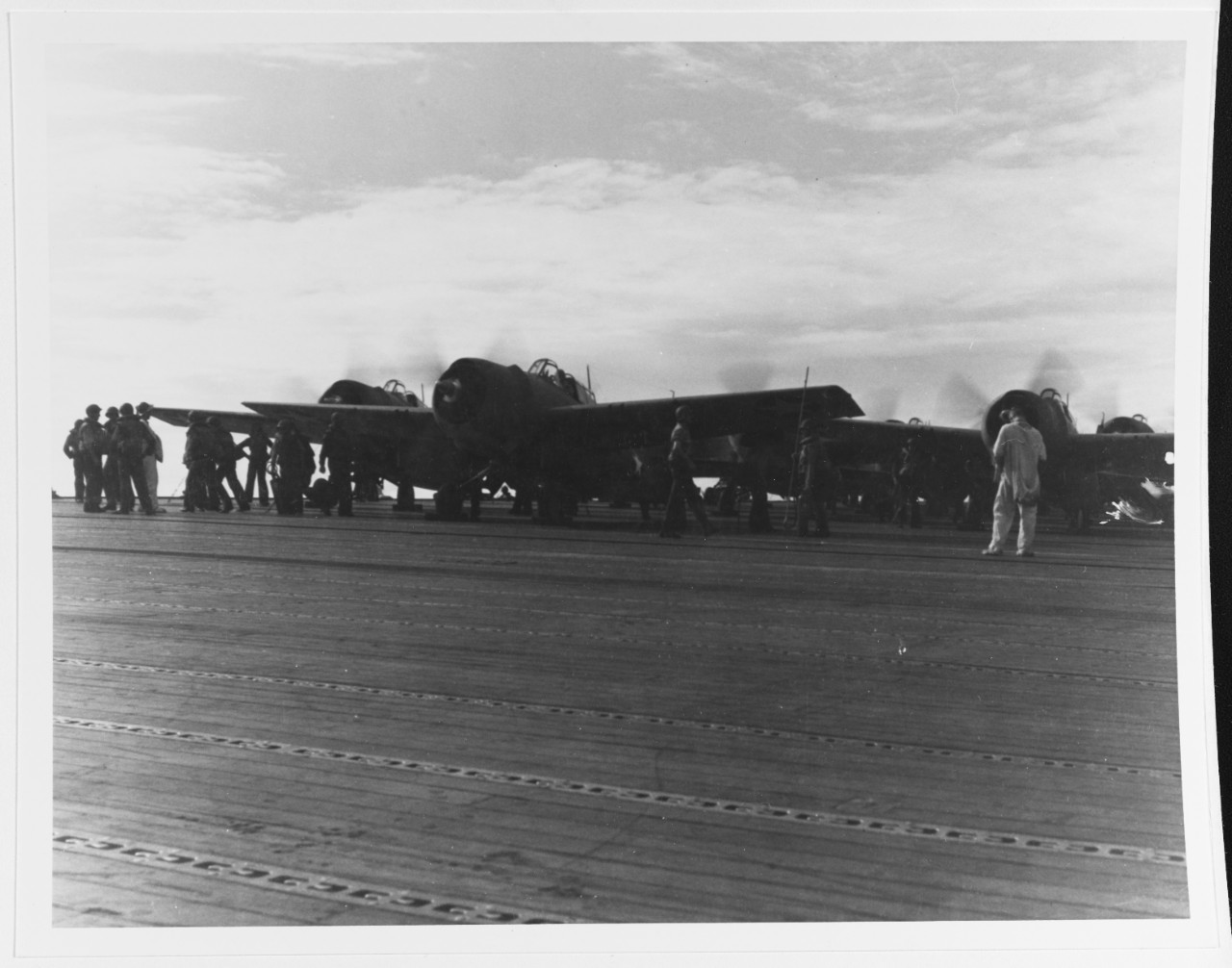 Photo #: 80-G-14053  Guadalcanal-Tulagi Operation, August 1942